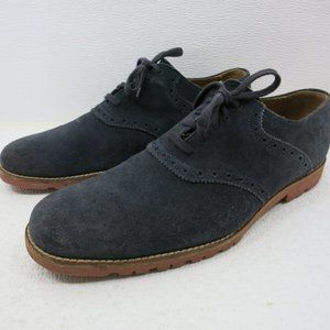 To Boot Suede Leather Saddle Oxford New York Italy